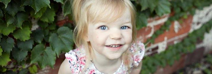 Chiropractor Britt IA Dr. Brady Wilson's Daughter